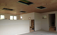 Commercial Roof Plaster